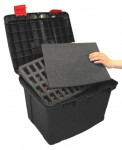 Feldherr HARD CASE XL - 28 cm foam trays of your choice