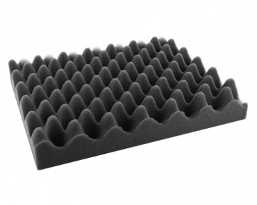 FS050N 50 mm (2 inches) Convoluted foam - full-size